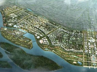 Andhra Pradesh farmers part with 33,000 acres land for state capital at Amaravati
