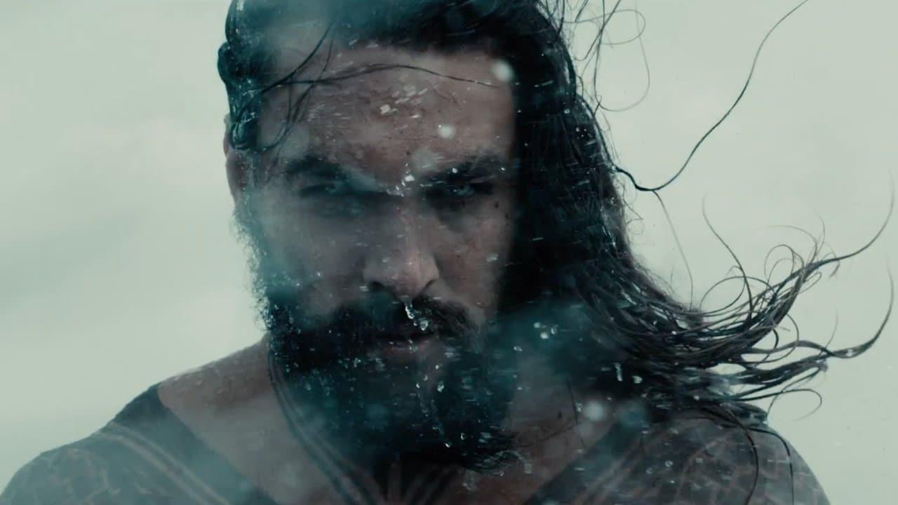 Jason Momoa in a still from Aquaman. YouTube