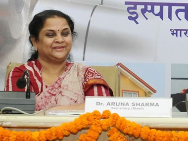 India will be Number 2 steel producer surpassing Japan soon, says steel secretary Aruna Sharma