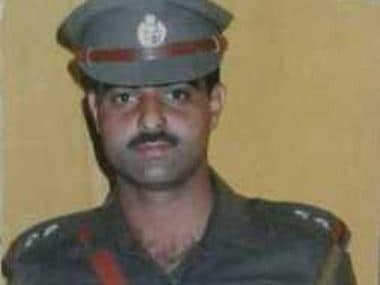 File image of Jammu and Kashmir DSP Ayub Pandith. Image procured by Sameer Yasir
