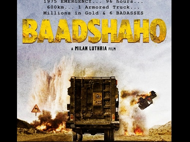 Baadshaho: Director Milan Luthria trims love making scene between Ajay Devgn, Ileana DCruz