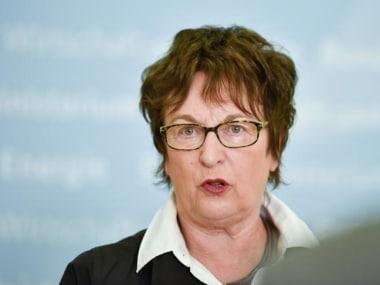 File image of German minister Brigitte Zypries. Reuters