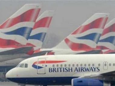 File image of a British Airways flight. CNN-News18