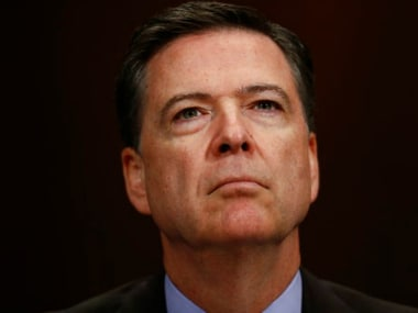 James Comey Senate hearing as it happened: 'Russians interfered in 2016 US election'