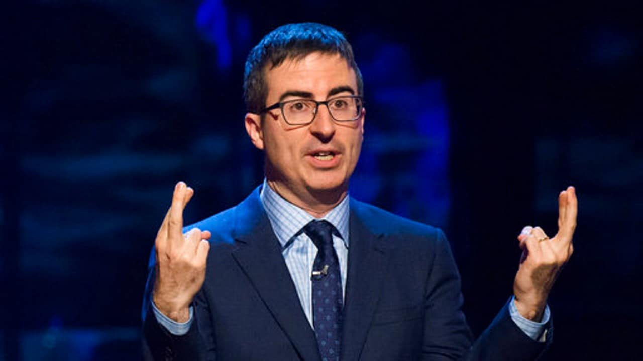 China's Weibo has blocked comedian John Oliver after he mocked president Xi Jinping