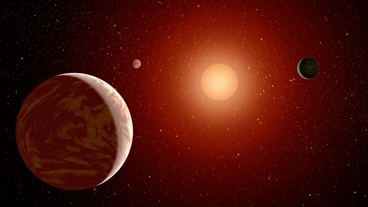 18 planets of similar size to Earth discovered outside the Solar System