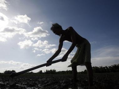farmers. Representational image. Reuters