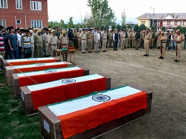 Sandip Jadhav, army officer killed by Pakistan BAT soldiers, to be cremated on sons birthday
