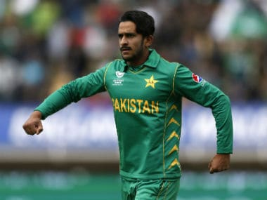 File image of Hasan Ali. Reuters