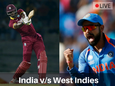 India vs West Indies 2017, Highlights and cricket result, 1st ODI in Port of Spain: Match called off due to rain