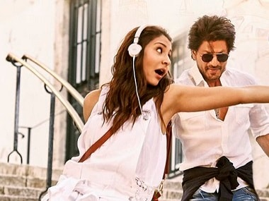 Jab Harry Met Sejal: New song Hawayein captures air of romance between SRK-Anushka