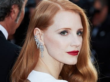 Jessica Chastain ties the knot with beau after five years