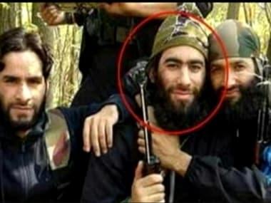 File image of deceased LeT commander Junaid Matoo. Image courtesy: News18