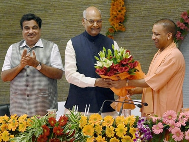Presidential Election 2017: Ram Nath Kovind meets Uttar Pradesh MPs, BJP MLAs seeking support