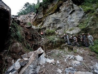 Five killed in Sikkim landslide, families evacuated from vulnerable areas