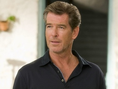Pierce Brosnan confirms that he will be singing in Mamma Mia: Here We Go Again
