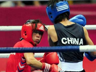 Ulaanbaatar Cup: MC Mary Kom suffers shock loss in quarters; four more Indian pugilists in semis