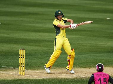 File image of Australia's captain Meg Lanning