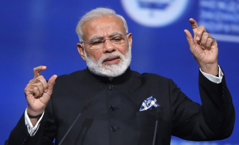 Narendra Modi App key tool for Indian PM connect with US audiences
