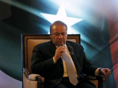 File image of Pakistan's prime minister Nawaz Sharif