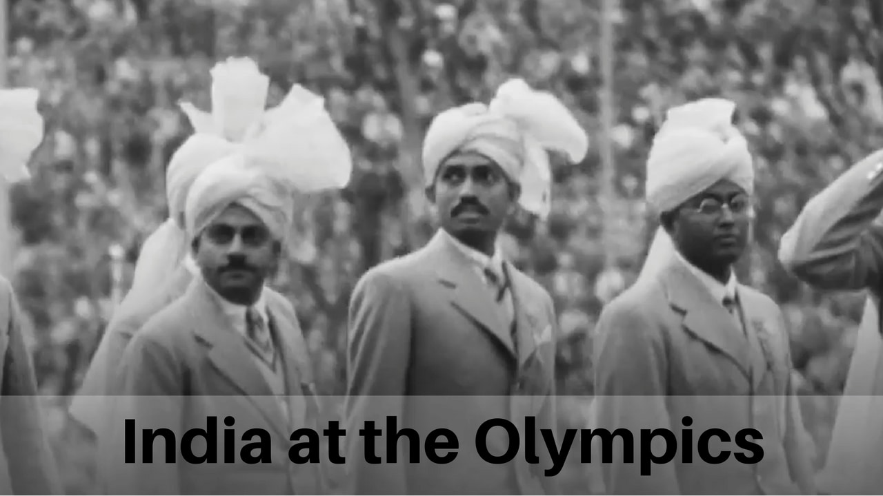 Watch: India's Olympic journey since 1900