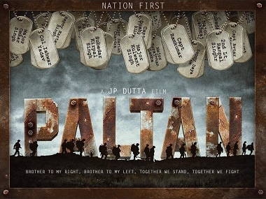 Paltan: Harshvardhan Rane replaces Abhishek Bachchan in JP Duttas war-drama