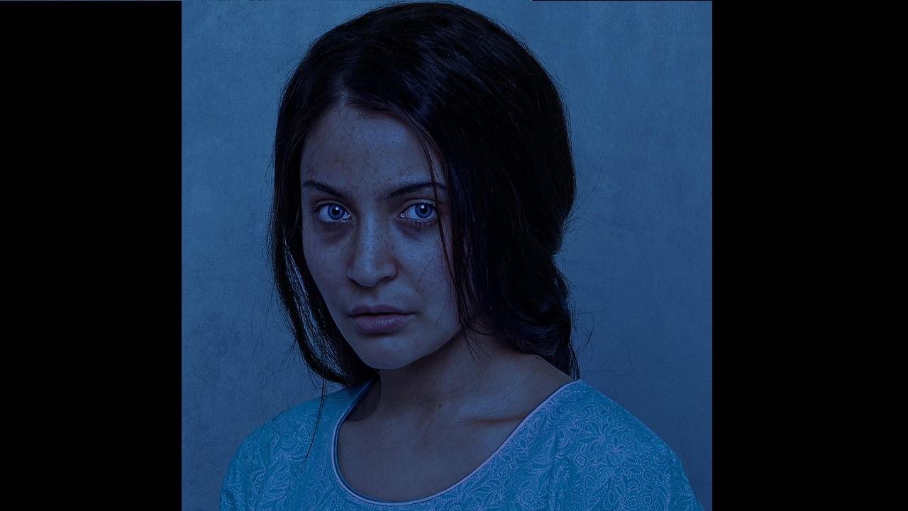 Anushka Sharma in a still from Pari. Twitter@AnushkaSharma