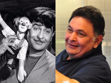 Rishi Kapoor remembers father Raj Kapoor on his 29th death