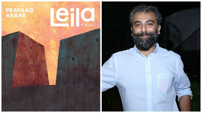 Leila is Prayaag Akbar's debut novel