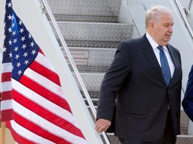Russian Ambassador to the US Sergey Kislyak/ Reuters