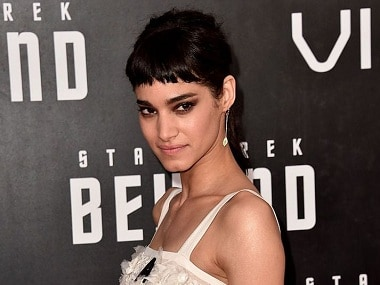 Sofia Boutella. Image via Getty.