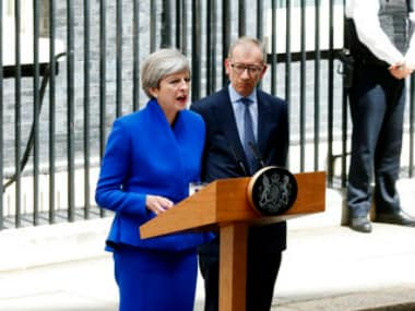 UK Election 2017: Theresa May vows to form govt, eyes DUP after failed Conservative gamble