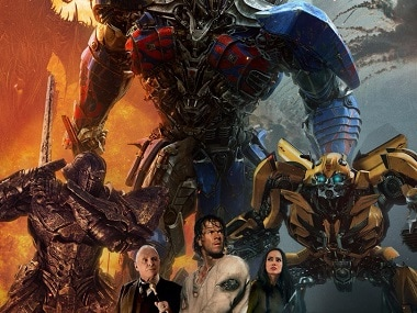 Transformers: The Last Knight — New posters of robots, major characters revealed