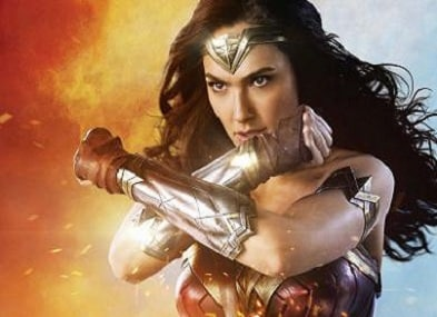 Wonder Woman. Image from Twitter.