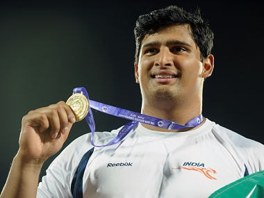 Asian Athletics Championships: Vikas Gowda cleared to participate despite poor showing at trials