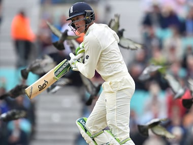 England vs South Africa: Toby Roland-Jones takes five-for as hosts lead by 252 runs on rain-marred day