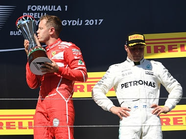 Hungarian Grand Prix: From Red Bulls civil war to Hamiltons moral win, talking points from exciting race