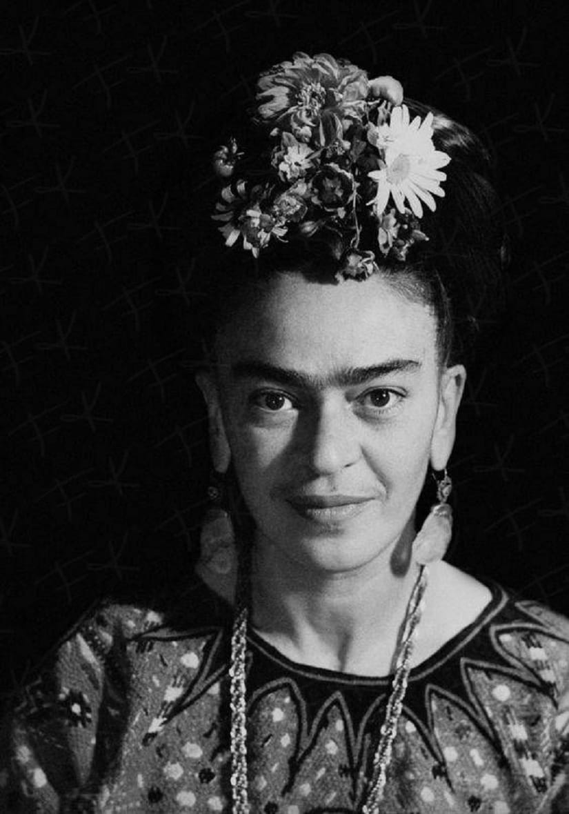 Frida Kahlo. Image from Facebook