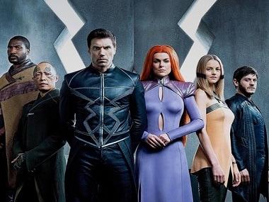 Marvel's Inhumans. Image via Facebook