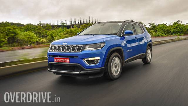 The Jeep Compass debuts the 2.0-litre Multijet II diesel engine in India.