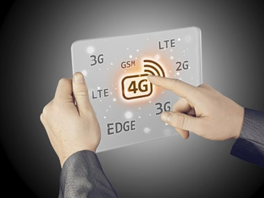 Representational image for average 4G download speed in India.