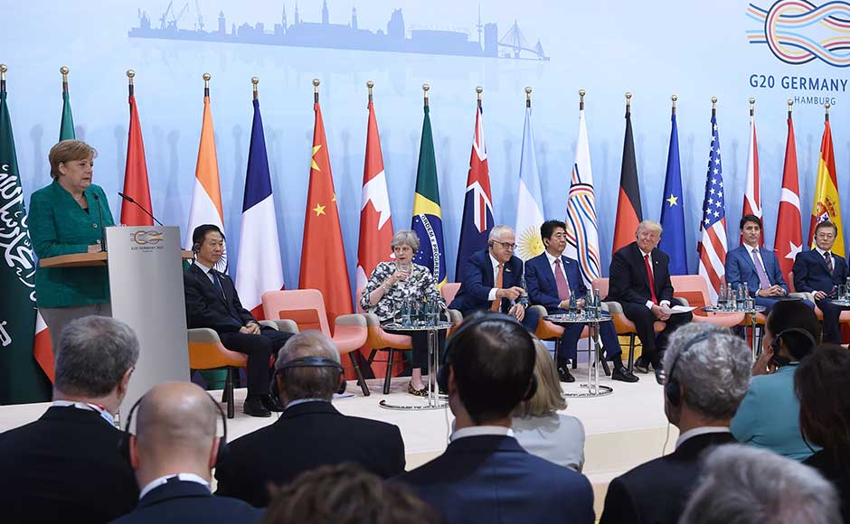 Within the summit walls, world leaders were dancing a delicate diplomatic waltz, with discord not only dogging the main G20 conferences, but also adding tension to the atmosphere in bilateral asides. Reuters
