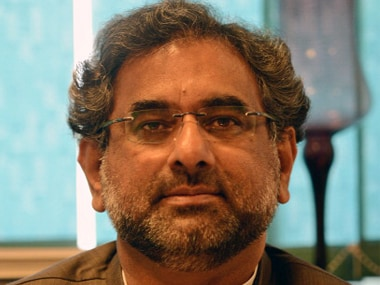 File image of Shahid Abbasi. Getty Images