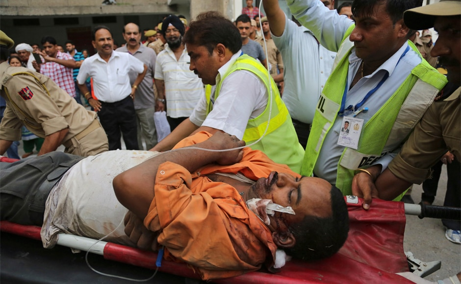 Prime minister Narendra Modi expressed pain at the loss of lives of Amarnath pilgrims in the accident. He also announced compensation of Rs 2 lakh for the next of kin of the pilgrims killed and Rs 50,000 for those seriously injured. AP
