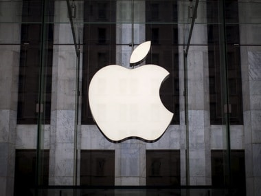 Apple logo.Reuters.
