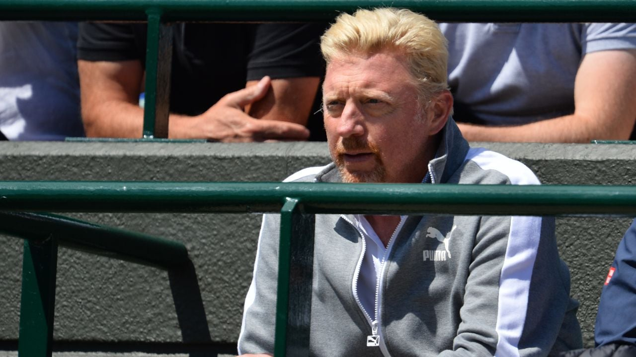 Tennis legend Boris Becker urges young players to stop hiding behind 'big three' and start winning Grand Slams - Firstpost