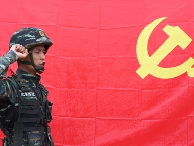 Chinas Communist Party asks members to give up religion, promises punishment for those who resist
