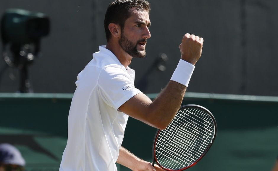 Marin Cilic, the 2014 US Open champion, battled past Germany's Florian Mayer for a spot in the third round. AP