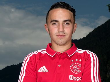 Ajax's 20-year-old midfielder Abdelhak Nouri suffers permanent brain damage after collapsing in the training