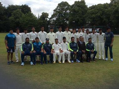India U-19 vs England U-19: Manjot Kalra, Kamlesh Nagarkoti star as visitors claim 394-run victory